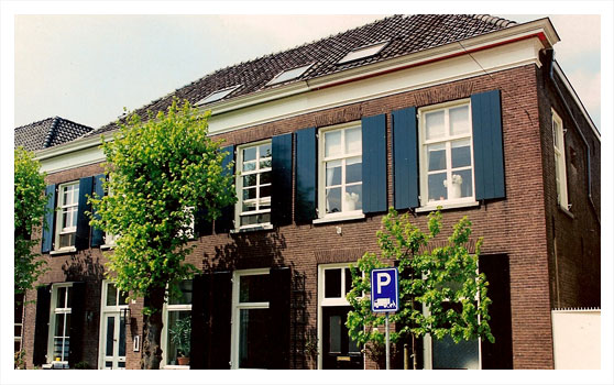 Particulier Woonhuis Vught; verbouwing