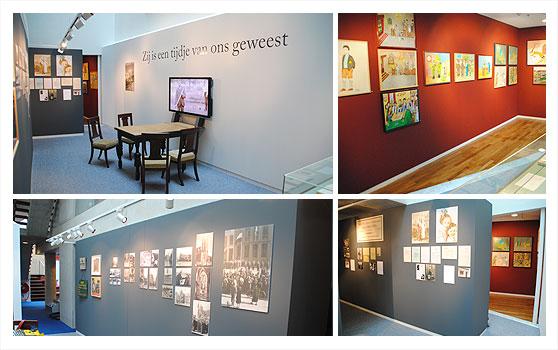 """Historiehuis – wisselexpositie """"Joodse onderduikkinderen"""""""