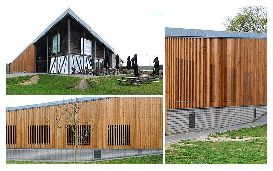 Staatsbosbeheer De Meinweg – verbouwing bezoekerscentrum