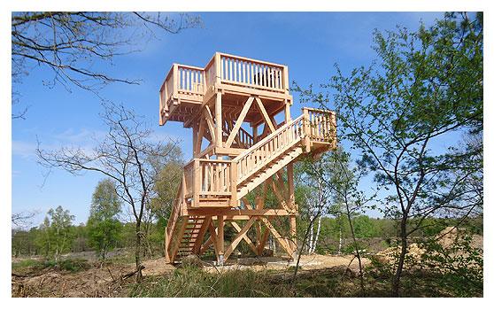 Uitkijktoren Natuurpark Maas-Schwalm-Nette