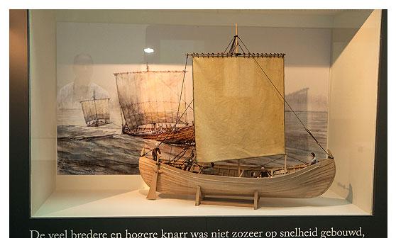 """Historiehuis – Wisselexpositie """"De Noormannen waren hier"""""""
