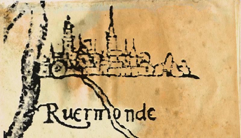 """Historiehuis – Wisselexpositie """"Toveressen in Ruermonde"""""""